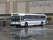 MTA Bus Company MCI Classic #5887 (ex-Green Bu...