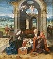 Maître des demi-figures - Nativité (Triptyque).jpg