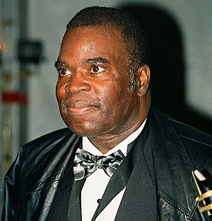 Maceo Parker American saxophonist and composer