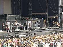 Machine Head live 2007