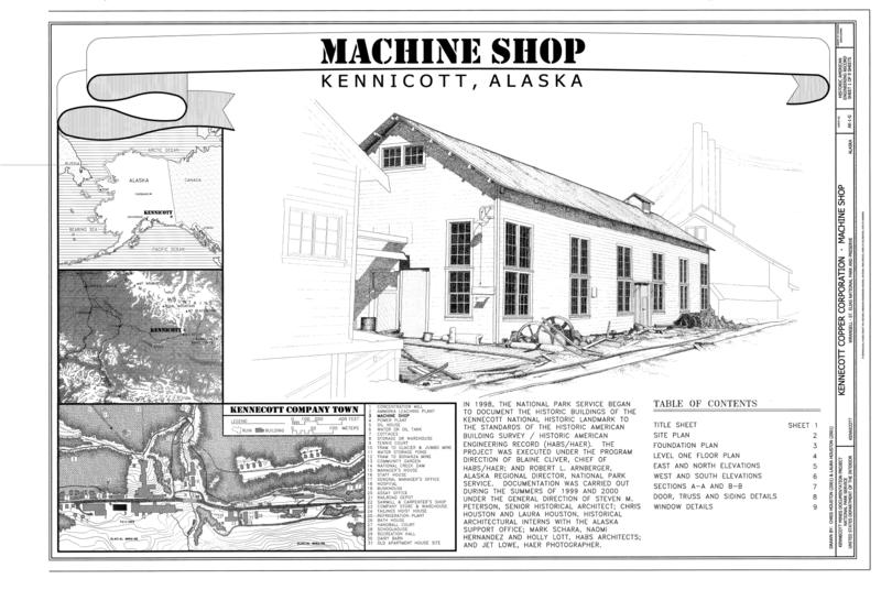 copper machine shop