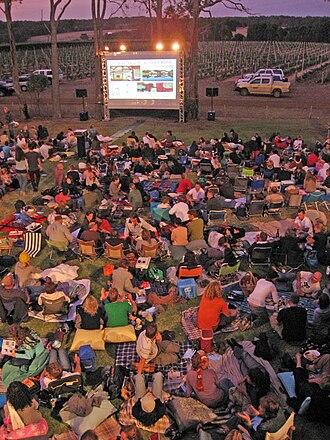 Tropfest -  Tropfest 2009 at MadFish Winery Margaret River, Western Australia