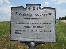 Madison County TN county line marker.jpg