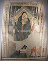 Maestro di barberino, madonna col bambino tra i ss. antonio abatre e caterina, 1365-75 ca., calenzano, collez. privata.JPG