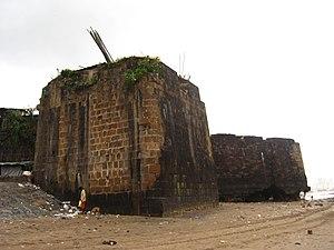 Mahim Fort - Mahim Fort
