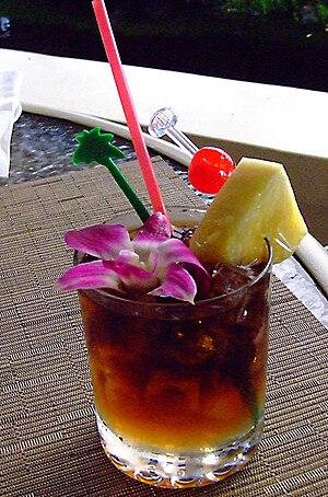 Mai Tai, in Waikiki, HI