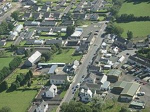 Dunloy - Image: Main Street Dunloy geograph.org.uk 825874