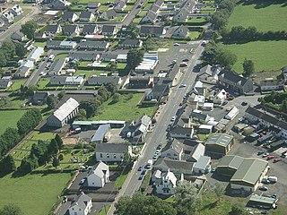 Dunloy Human settlement in Northern Ireland