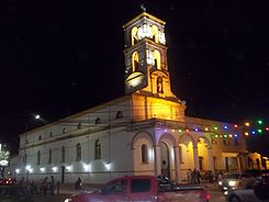 Main catholic church in Tartagal, Salta.jpg