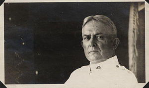 J. Franklin Bell - Major General J. Franklin Bell (photograph taken by Rex Dunbar Frazier, circa 1915)