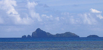 Makaroa - View of Makaroa Island
