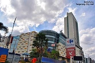 Tangerang - Mall Tangerang City
