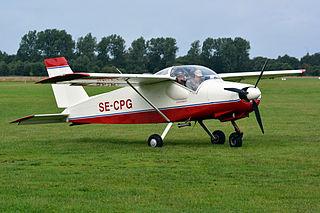 Malmö MFI-9 aircraft
