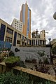 Malta - St. Julian's - Church Street - Portomaso Tower & Our Lady of Good Counsel Church.jpg