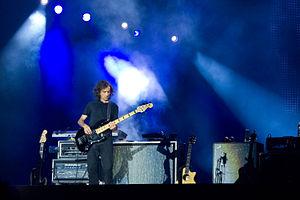 Juan Calleros - Image: Maná Rock in Rio Madrid 2012 25