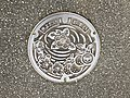 Manhole cover of Kiyotake, Miyazaki, Miyazaki.jpg