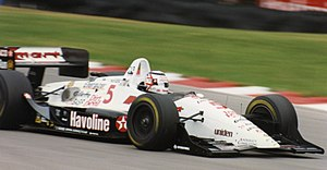 Champ Car - Nigel Mansell racing in CART in 1993