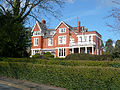 Mansion House, Stow Park Circle, Newport - geograph.org.uk - 717175.jpg