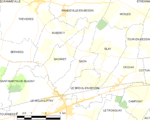 Map commune FR insee code 14667.png