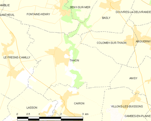 Map commune FR insee code 14685.png