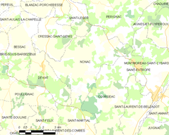 Map commune FR insee code 16246.png