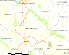 Map commune FR insee code 16342.png