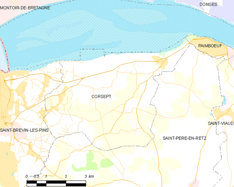Fil:Map commune FR insee code 44046.png