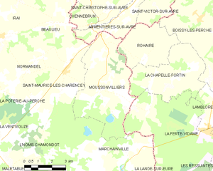 Map commune FR insee code 61299.png