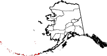 Map of Alaska highlighting Aleutians West Census Area.svg