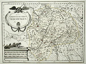 Principality of Transylvania (1711–1867) - Grand Principality of Transylvania in 1791