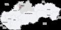 Map slovakia rajecke teplice.png