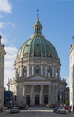 Marble church facade Copenhagen.jpg