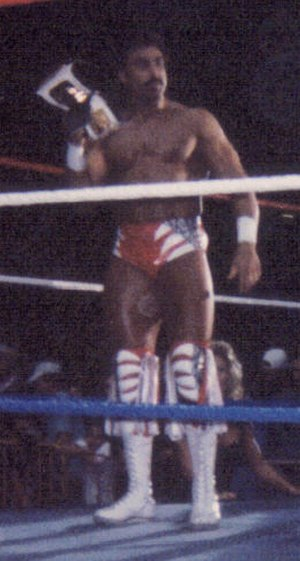 Marc Mero - Mero in the ring in 1996