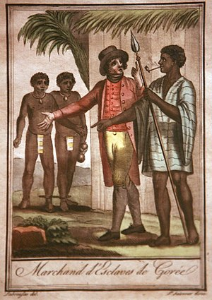 Marchands d'esclaves de Gorée-Jacques Grasset de Saint-Sauveur mg 8526