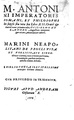 Marcus Aurelius. De seipso, seu vita sua (Xylander, 1558).pdf