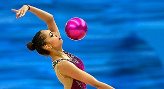 Margarita Mamun - Mamun at the 2014 Kazan World Cup