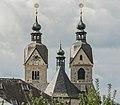 Maria Saal Pfarr-und Wallfahrtskirche Mariae Himmelfahrt Ost-Ansicht 19092016 4373.jpg