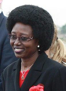Mariam Aladji Boni Diallo Beninese politician
