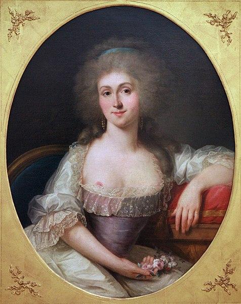 File:Marie Louise Thérèse de Savoie, princesse de Lamballe par Joseph Duplessis.jpg
