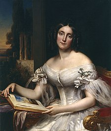 Marie v roce 1843