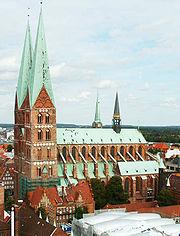Marienkirche zu luebeck