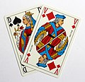 Marjolet-Queen of Spades and Jack of Diamonds.jpg