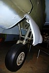 Martin B-26G Marauder main undercarriage detail, National Museum of the US Air Force, Dayton, Ohio, USA. (31196695407).jpg