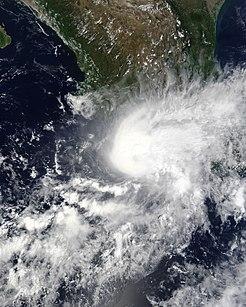 Hurricane Marty (2015)
