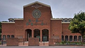 Ian Paisley - Martyrs Memorial Free Presbyterian Church where he preached