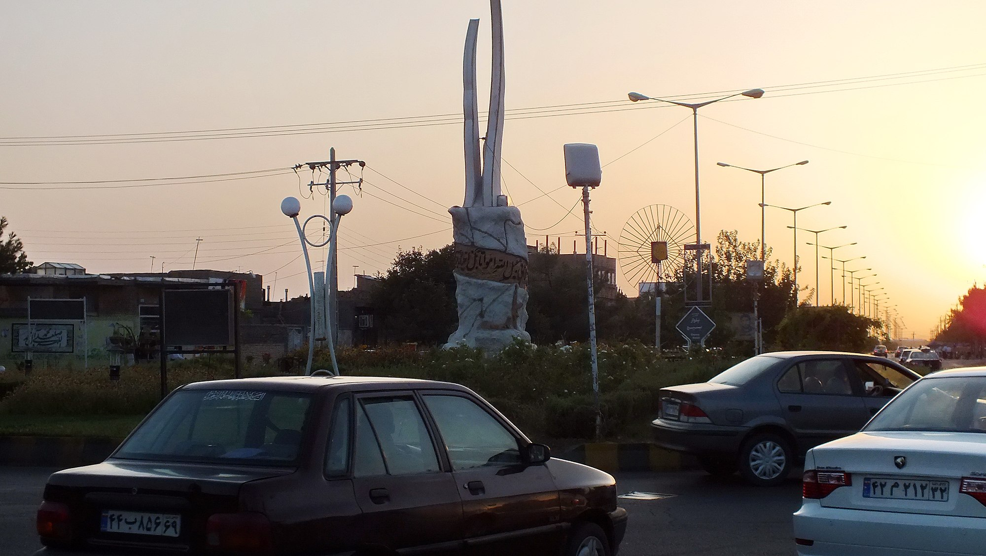 شهرستان کاشمر