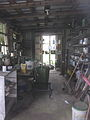 Mary Plantation Guest House Shed Inside.JPG
