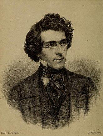 Mathew Brady - Image: Mathew B. Brady 1851