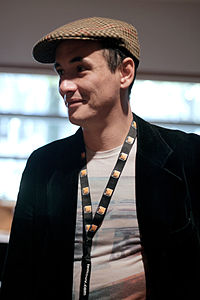 Mathieu Gaborit - Utopiales 2011.jpg