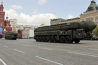 2011 Moscow Victory Day Parade - Topol-M